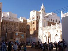 The 'Manhattan of the Desert': Shibam, Yemen's Ancient Skyscraper City