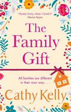Family Gift by Cathy Kelly – BlogTour