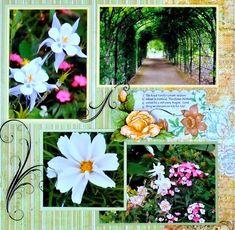 Balmoral Castle Gardens - Scotland - LEFT SIDE - Scrapbook.com