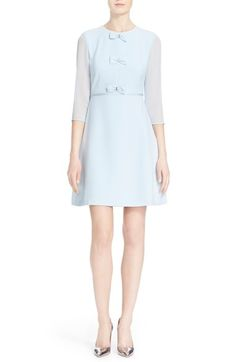 Ted Baker London 'Finna' Bow Detail Dress available at #Nordstrom