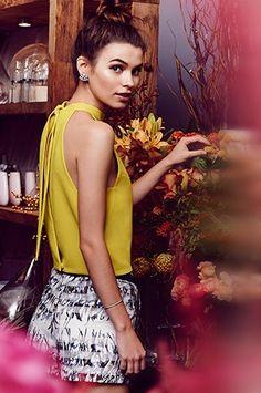 LA-based J.O.A., is built on sweet, fun-to-wear style #Shopbop