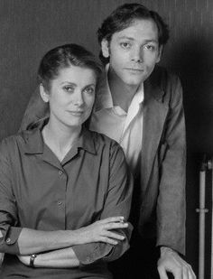 Catherine Deneuve & Patrick Dewaere