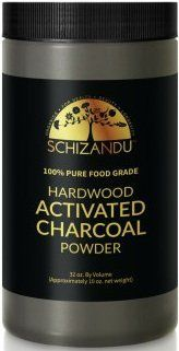 Activated Charcoal Powder FOOD GRADE In Huge Jar USA Hardwood Whiten Teeth Rejuvenate Skin Detoxify Help Eliminate Digestive Issues and Prevent Hangovers Treat Insect Bites Itching 10 oz ** Find out more about the great product at the image link. (This is an affiliate link)