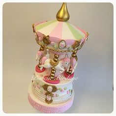 Carousel Cake, Jar, Cakes, Decor, Decoration, Cake Makers, Kuchen, Cake, Pastries