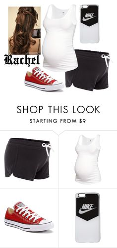 """""""Kidnapped Story Outfit (Kidnapping) (Rachel)"""" by imani-loves-1d ❤ liked on Polyvore featuring New Look, H&M, Converse and NIKE"""