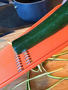 holymamamoly - The ZuudleMaker Zuudle = Zucchini Noodle Great low carb option for the noodle lover!