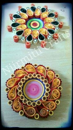By In Love With Quilling