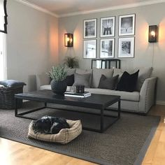 Color ideas z. This living room color ideas livin terrace yes - Color ideas z. This living room color ideas livin terrace yes # - Living Room Color Schemes, Living Room Colors, Living Room Grey, Small Living Rooms, Rugs In Living Room, Home And Living, Living Spaces, Black Living Room Furniture, Masculine Living Rooms