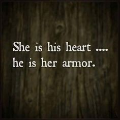 Heart and Armor
