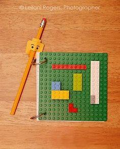LEGO party ideas!