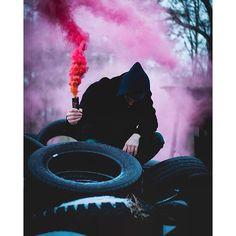 #smokegrenade ♥️  via ✨ @padgram ✨(http://dl.padgram.com)
