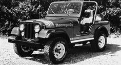 75 años tiene este gran #Jeep