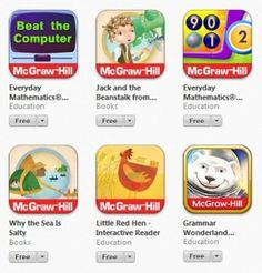42 FREE educational apps from McGraw-Hill