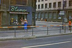 Ost-Berlin 1980 und heute