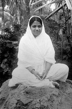 Amma and all kinds of spirituality