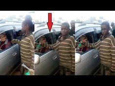 Dilenci Çocuk Para İstemek İçin Yaklaştığı Aracın Sürücüsünü Görünce Gözyaşlarına Boğuldu - YouTube