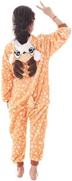 Ensemble pyjama pour enfants bébé, une chouette combinaison pour l'hiver en forme d'animal, de cosmonautes pour votre nouveau-né;transformez votre bébé en un petit animal tout doux le temps d'une nuit grâce à ce pyjama. En plus d'être mignon à croquer, votre enfant se sentira enveloppé dans son pyjama en coton.L'achat idéal pour les futurs ou nouveau papa et maman.Ce pyjama rendra votre enfant tellement mignon. Pyjamas, Cosplay Anime, Costume, Harem Pants, Animal, Fashion, So Cute, Everything, Pajama Set