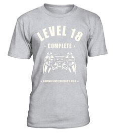 """# Level 18 Complete Video Gaming T-Shirt 18th Birthday Gift .  Special Offer, not available in shops      Comes in a variety of styles and colours      Buy yours now before it is too late!      Secured payment via Visa / Mastercard / Amex / PayPal      How to place an order            Choose the model from the drop-down menu      Click on """"Buy it now""""      Choose the size and the quantity      Add your delivery address and bank details      And that's it!      Tags: You love Video Gaming and…"""