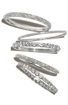 Top pinned bangles and bracelets