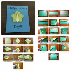 Father's day DIY card!!