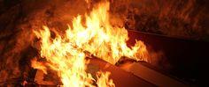 Feuer - Ein Brand im Gange