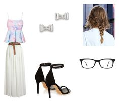 """""""Untitled #12"""" by sunamadeleine on Polyvore featuring Isabel Marant, Marc by Marc Jacobs and Ray-Ban"""