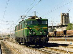 RENFE 269-033 Verde