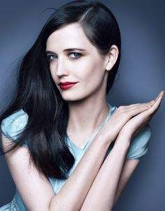 Eva Green by Kai Z Feng Major girl crush for me! She is fantastic in every way. Brains, talent, & beauty:)