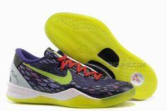 http://www.shoxnz.com/nike-kobe-8-system-basketball-shoe-snake-purpleyellow.html NIKE KOBE 8 SYSTEM BASKETBALL SHOE SNAKE PURPLE/YELLOW Only $74.00 , Free Shipping!