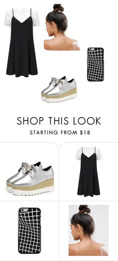 """""""Casual"""" by danielleokuma ❤ liked on Polyvore featuring Miss Selfridge and Kitsch"""