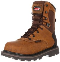 "Rocky Men's Core Durability 2546 8"" Work Boot Rocky. $98.95. Available in soft or safety toe. leather, nylon. Goodyear Welt Construction. Full-grain leather with 900D nylon upper. Guaranteed Rocky(r) waterproof"