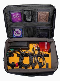 Musicians DJ Pro Audio Utility Case Gig Bag Hold All Your Gear in One Bag | eBay
