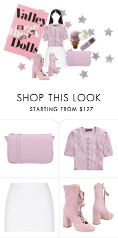 """""""Valley of the Dolls Inspired"""" by chloestylez ❤ liked on Polyvore featuring Valley of the Dolls, Coccinelle, Ralph Lauren Collection, La Perla, George J. Love and vintage"""
