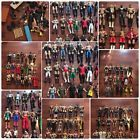 WWE Wrestling Lot Action Figures & Accessories Lot of 100 Mattel