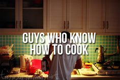 <3 this about Mark. And that he likes to. It's fun being in the kitchen together.