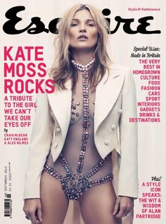 Esquire UK - September 2013English | 198 pages | True PDF | 51.00 Mb