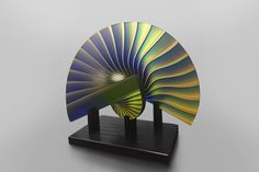 Lukácsi László glass sculptor /// www.glasss-art.com