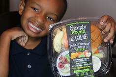 Simply Fresh 4 Kids Makes Lunch Time Healthy and Easy