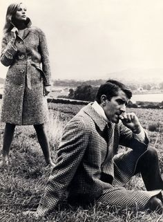 burberry in 1960