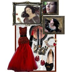 """Snow White"" by kimberlee-peers-moore on Polyvore"
