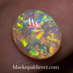 Gem crystal opal http://blackopaldirect.com