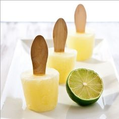 Tequila Ice-Pops:#Love this idea, hitting every summer bbq in my backyard!