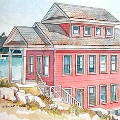 Boathouse - Top 25 House Plans - Coastal Living