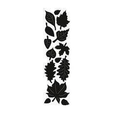 Marianne Design Craftables Cutting Die - Punch Die Autumn Leaves CR1336