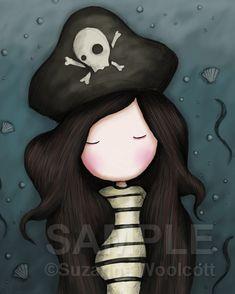Pirate ❤ Suzanne Woolcott