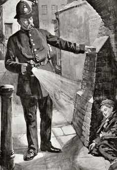 """""""The constables — he never called them 'bobbies,' despite the popularity of that nickname among the general public — dealt with London's day-to-day offenses and walked their beats, familiarizing themselves with whole neighborhoods and their people, always with the goal of nipping problems in the bud before they escalated far enough to warrant the attention of the detectives."""" #TheYard"""