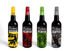 Vastinaç Wines (Student work) on Packaging of the World - Creative Package Design Gallery