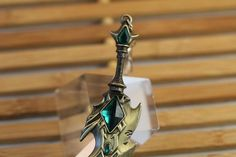 LEAGUE OF LEGENDS Tryndamere Sword Keychain