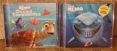 CD Le monde de Nemo