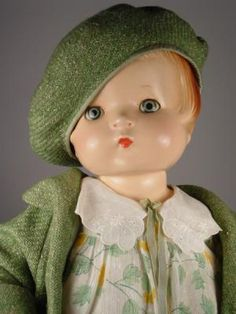 Effanbee Dolls - All About Effanbee Dolls: Original Patsy Ann